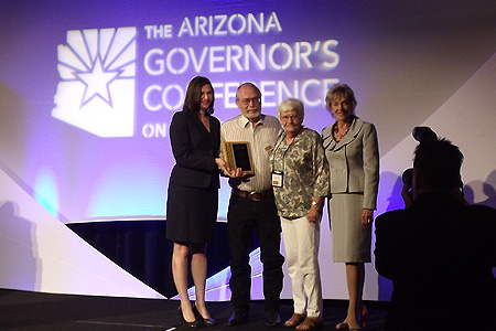 Governor's Tourism Award (image)